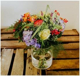 Bright Vase (Florist Choice)