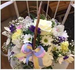 Mixed Basket Arr (Florist Choice)