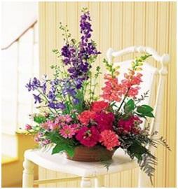 Garden Fresh Blooms ($60.00 USD)