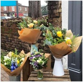Mixed Bunch (Florist Choice, No Jug/Vase...)