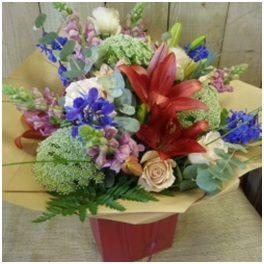 Nice Mix Bouquet (Florist Choice)