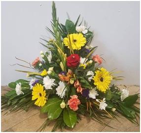 Front Facing Display (Florist Choice)