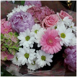Soft Mix Bouquet (Florist Choice)