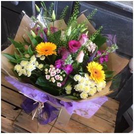 Seasonal Mixed HT (Florist Choice)