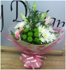 I'll Bring You Flowers BQ (Florist Choice)