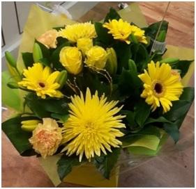 Morning Sun BQ (Florist Choice)