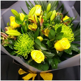 Lemon and Lime BQ (Florist Choice)