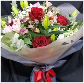 Romance BQ (Florist Choice)