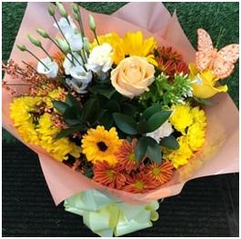 Summery Mixed Aqua (Florist Choice)