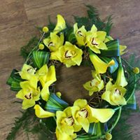 wreath from