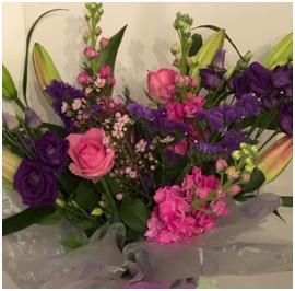 Get Well Soon Mixed Bouquet (Florist Choice)