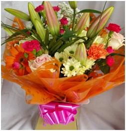 Special Aqua Bouquet (Florist Choice)