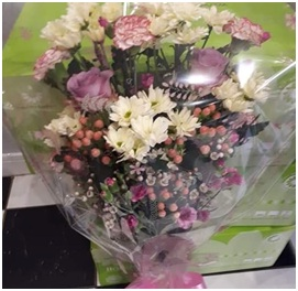 Gift Wrapped Bouquet (Florist Choice)