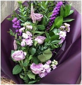 Purple Mix (Florist Choice)