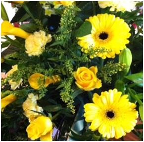 Lemon Frenzy (Florist Choice)