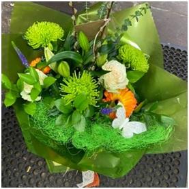Florist Choice Hand Tie (Bright)