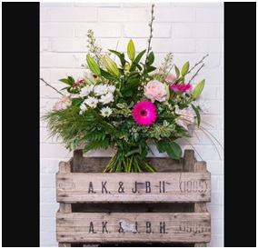 Scented Pinks and Whites (Florist Choice)