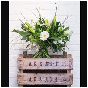 Gorgeous Whites (Florist Choice)