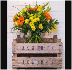 Seasonal Sunshine (Florist Choice)